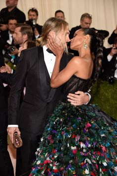 The 10 best celebrity couples on the Met Gala Red Carpet