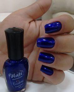 Bom dia ! Desejo a todos um Ótimo Domingo . Linda cor inspiração para se usar . Todo mundo ama rsrs Unhas da querida Patrícia Cor: Olho Turco Sigam meu Ig @tricknails . #manicuro #manicureHomem #manicure #manicur #designerdeunhas #unhasluxo #unhasdasemana #unhas #unhastop #unhasdodia #azul #naty #olhoturco #falandodeunhas #nails #nail #nailsart #coresdodia #profissional #brasil #naticosmetica #esmaltes #Work #like4like #instagram