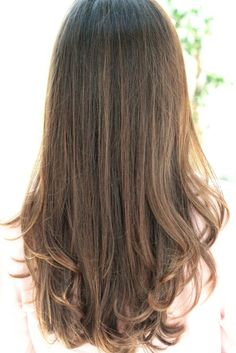 almond highlights for brunettes