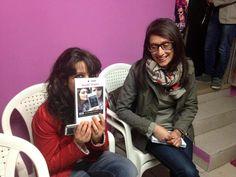 """Silvia Del Beccaro e Christina Barbara, due autrici di """"Social singles"""". #staradio"""