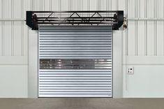 High Speed Metal Doors 998