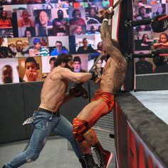 The must-see images of Raw, June 28, 2021: photos | WWE Bobby Fish, Jinder Mahal, Best Instagram Photos, Sheamus, Drew Mcintyre, Battle Royal, Aj Styles, Seth Rollins, Wwe Photos