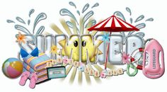 Glitter Graphics: the community for graphics enthusiasts! Happy Summer, Happy Day, Summer Fun, Summer Time, Summer Days, Spring Summer, Good Morning Gif, Good Morning Wishes, Seasonal Image