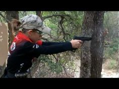 This was stage 1 in TX at the FB3G. Full auto with Katie Marie Francis in Jacksboro, TX ...