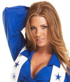 Olivia Stevanovski - Dallas Cowboy Cheerleader Hall of Fame Dallas Cheerleaders, Hottest Nfl Cheerleaders, Nfl Dallas Cowboys, College Cheerleading, Cheerleading Pictures, Nfl Photos, 365days, Beautiful Redhead, Beautiful Women