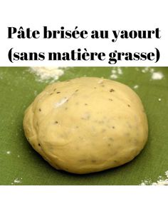 Clean Eating, Healthy Eating, Love Eat, French Food, Dough Recipe, Base, Dessert Recipes, Desserts, Fett