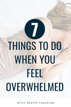 Are you stressed, feel like you are drowning, at your limit? During overwhelming times, there are things you can do to lift the load. Find out what to do when you feel anxious or overwhelmed. You Can Do, Like You, Health And Wellness, Mental Health, Women's Health, Health Tips, Work Stress, Feeling Overwhelmed, Everyone Knows