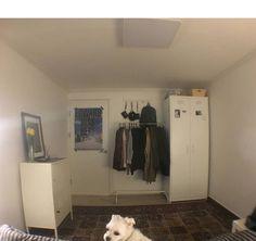 Small Room Bedroom, Dream Bedroom, Home Bedroom, My Room, Girls Bedroom, Dorm Room, Bedroom Decor, Bedrooms, Dorm Storage
