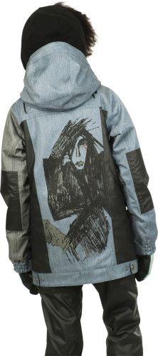 NIKITA clothing / snowboard jacket