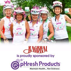 RAGBRAI 2014 is proudly sponsored by pHresh Products!  RAGBRAI®, The Register's Annual Great Bicycle Ride Across Iowa, is an annual seven-day bicycle ride across the state. RAGBRAI is the oldest, largest and longest bicycle touring event in the world.  For more information about RAGBRAI visit: http://ragbrai.com/  For more information about pHresh Products visit: http://www.phreshproducts.com/