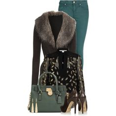 Untitled #1387, created by danahz on Polyvore