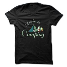 I'd rather be camping   #outdoor #shirts #menswear
