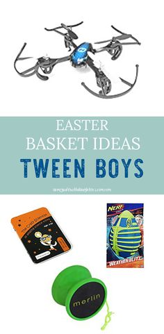 Easter basket ideas for tween boys. Tweens can be tough to shop for. Here are some amazing Easter basket ideas for tween boys. Easter basket ideas for tween boys. Looking for Easter basket fillers for boys? These gifts are sure to please. Bunny Crafts, Easter Crafts For Kids, Easter Games, Easter Party, Easter Table, Easter Eggs, Easter Gift Baskets, Basket Ideas, Craft Stick Crafts