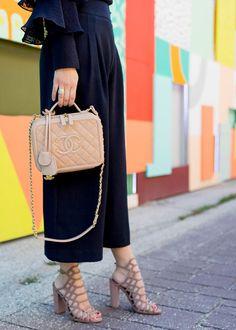 3e68bd87c261 Chanel Vanity Case Bag Chanel Vanity Case