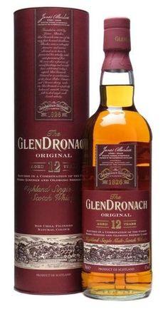 GlenDronach Original 12 YO, 43%