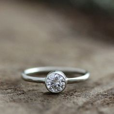 pretty and simple ring from etsy