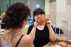 Leather Commedia dell'Arte Mask Workshop With Carolina Muñoz