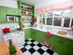 Inspiration for Downstairs Kitchen. Kitchen Design Tips From HGTV Stars : Rooms : Home & Garden Television