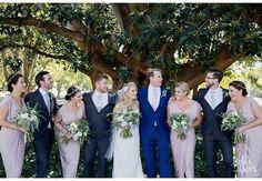 Beautiful bridal party  Bridesmaids in the Carla dress #whiterunway #realrunway #wedding #piagladysperey #bridesmaids