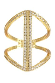 Geometric ring.