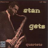 Stan Getz Quartets [CD]