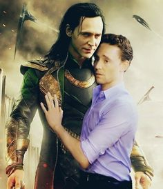 Until it culminated in what could only be the inevitable conclusion. | Tom Hiddleston Poses Like A Damsel In Distress