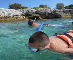 Snorkeling in Cancun