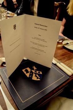 V edycja - styczeń 2020 Master Class, Oxford, Menu, Personalized Items, Gratin, Menu Board Design, Oxfords