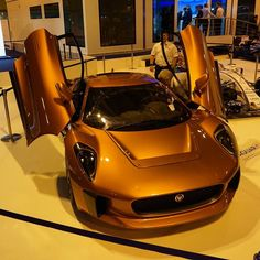 The Jaguar C-X75 from SPECTRE #Jaguar #CX75 #JamesBond #SPECTRE #Autosport #PerformanceCarShow #Shmee150 by shmee150 January 16 2016 at 09:44AM
