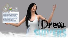 CAS Custom Trait Yoga Instructor at Drew Shivers • Sims 4 Updates