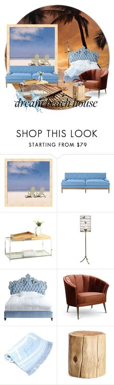 """""""Untitled #1356"""" by santospretty ❤ liked on Polyvore featuring interior, interiors, interior design, home, home decor, interior decorating, Convenience Concepts, Stray Dog Designs, Haute House and Arca"""