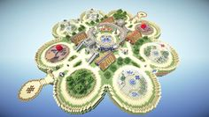 minecraft zoo map - Google Search