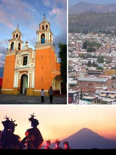 Been there! Cholula is really a cute town. Also really telling to see the big cathedral built on top of the ruins of an indigenous pyramid.