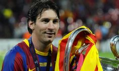 Messi Champions league