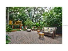 A backyard the whole family can enjoy!