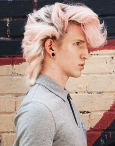 outofficial: Expert tips for Technicolor hair (read the story: Dye Hard)
