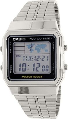 Buy Casio Vintage A500WA-1D - Unisex Watch - Topvintagestyle.com ✓ FREE DELIVERY possible on eligible purchases
