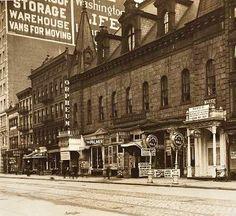 The Harlem Hall, 1890's