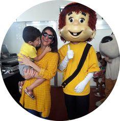 Seu Filho também tem Medo de Mascote: O que Fazer? Blog da Maria Oliveira