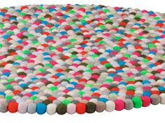 Pink Pinocchio rug by HAY (http://www.cimmermann.co.uk/product/hay_pinocchio_rug_multicolored/)