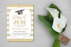 Graduation Party Invitation,College Graduation Invitation,High School Graduation…