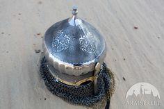 Mittelalter Helm Spangenhelm Prinz des Osten