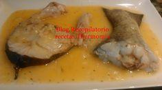 Recopilatorio de recetas thermomix: Abadejo en salsa Thermomix