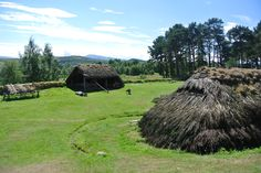Cottage, Hightlands of Schotland.