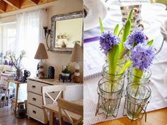 Ein Dekoherzal in den Bergen Decor, Furniture, Vanity Mirror, Vanity, Home Decor, Mirror