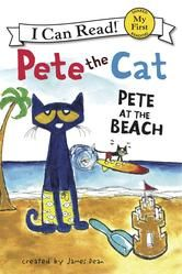 """Read """"Pete the Cat: Pete at the Beach"""" by James Dean available from Rakuten Kobo. New York Times bestselling author and artist James Dean brings Pete the Cat fans some fun in the sun! Pete the Cat is on. James Dean, I Can Read Books, Good Books, Big Books, Pete The Cats, Album Jeunesse, Up Book, Goodie Bags, Audio Books"""