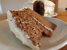 Easy Pumpkin Cake...really moist, really delicious! You should definately try baking this! Recipe at www.easyhomemadecakes.com