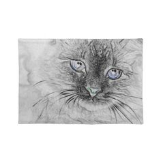 Siberian Kitty Cat Placemats