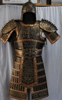 chinese armor - Google Search