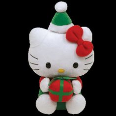 Ty Store - Hello Kitty present